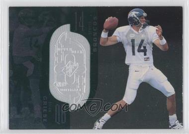 1998 Upper Deck SPx Finite #218 - Brian Griese /1998
