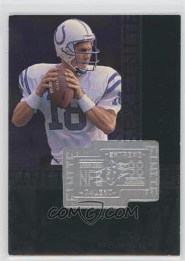 1998 Upper Deck SPx Finite #287 - Peyton Manning /7200