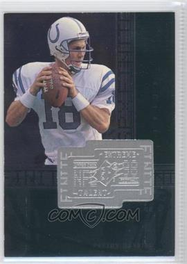 1998 Upper Deck SPx Finite #287 - Peyton Manning /7200