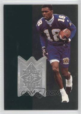 1998 Upper Deck SPx Finite #321 - Randy Moss /1700