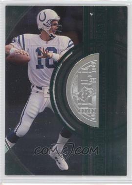 1998 Upper Deck SPx Finite #351 - Peyton Manning /2700