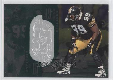 1998 Upper Deck SPx Finite #69 - Levon Kirkland /7600