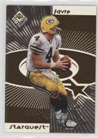 Brett Favre, Vonnie Holliday /100