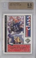 Fred Taylor [BGS9.5]