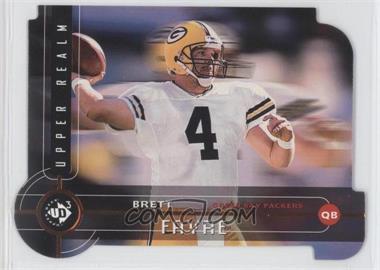 1998 Upper Deck UD3 - [Base] - Die-Cut #74 - Brett Favre /2000