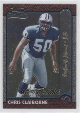 1999 Bowman Chrome [???] #160 - Chris Claiborne