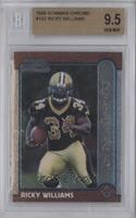 Ricky Williams [BGS 9.5]