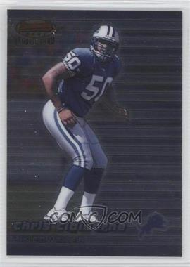 1999 Bowman's Best #101 - Chris Claiborne