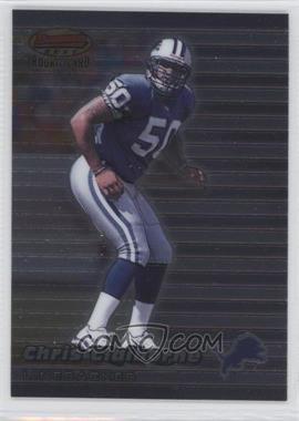 1999 Bowman's Best #101 - Chris Claiborne