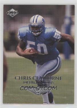 1999 Collector's Edge 1st Place - [Base] #165 - Chris Claiborne