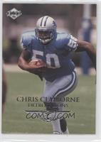 Chris Claiborne