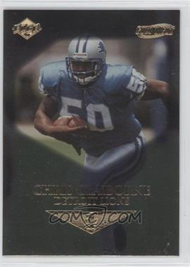1999 Collector's Edge 1st Place Gold Ingot #165 - Chris Claiborne