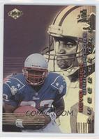 Kevin Faulk, Barry Sanders