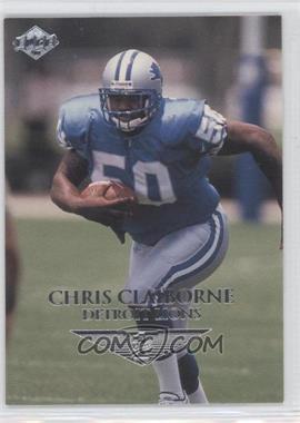 1999 Collector's Edge 1st Place #165 - Chris Claiborne