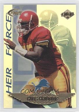 1999 Collector's Edge Fury - Heir Force #HF-6 - Chris Claiborne