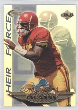 1999 Collector's Edge Fury [???] #HF-6 - Chris Claiborne
