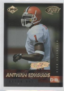 1999 Collector's Edge Fury Gold Ingot #163 - Antuan Edwards