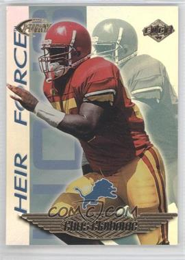 1999 Collector's Edge Fury Heir Force #HF-6 - Chris Claiborne