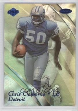 1999 Collector's Edge Masters - [Base] #71 - Chris Claiborne /2000