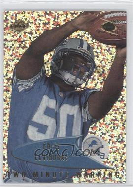 1999 Collector's Edge Odyssey - [Base] - Two Minute Warning #156 - Chris Claiborne /600