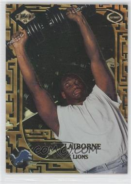 1999 Collector's Edge Odyssey Cut 'N' Ripped #CR3 - Chris Claiborne