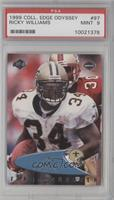 Ricky Williams [PSA 9]