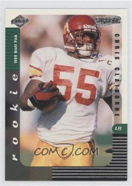 1999 Collector's Edge Supreme Draft Picks #CC - Chris Claiborne