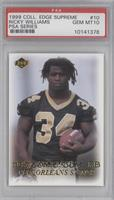 Ricky Williams [PSA 10]