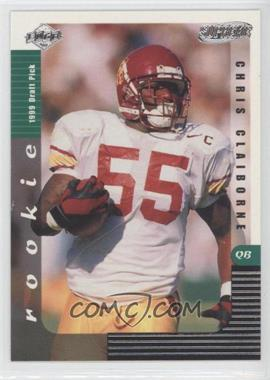 1999 Collector's Edge Supreme #142 - Chris Claiborne
