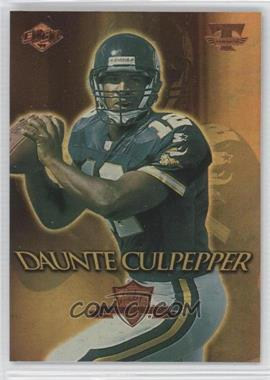 1999 Collector's Edge Triumph - Commissioner's Choice #CC4 - Daunte Culpepper