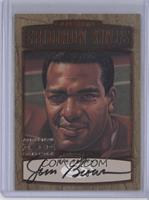 Jim Brown (Autographed) /1000