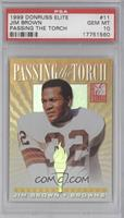 Jim Brown /1500 [PSA 10]