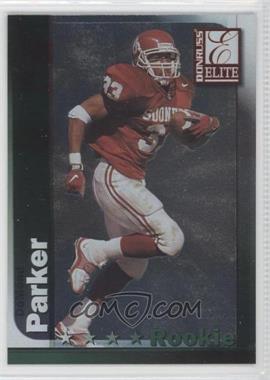 1999 Donruss Elite #192 - De'Mond Parker