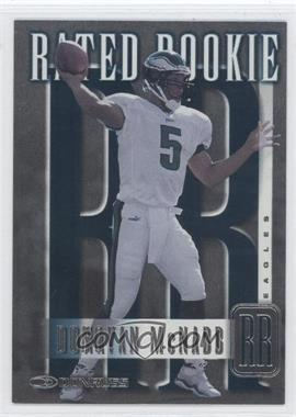 1999 Donruss Rated Rookie #RR7 - Donovan McNabb /5000