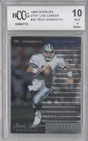 Troy Aikman /141 [ENCASED]