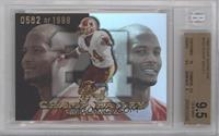 Champ Bailey /1999 [BGS 9.5]