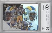 Torry Holt /1999 [ENCASED]