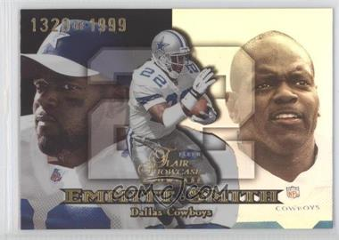 1999 Flair Showcase #190 - Emmitt Smith /1999