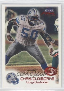 1999 Fleer Focus #103 - Chris Claiborne