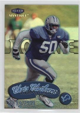 1999 Fleer Mystique #111 - Chris Claiborne /2999
