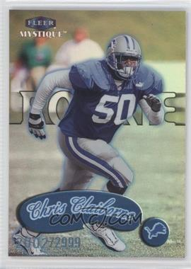 1999 Fleer Mystique #111 - Chris Claiborne /2999