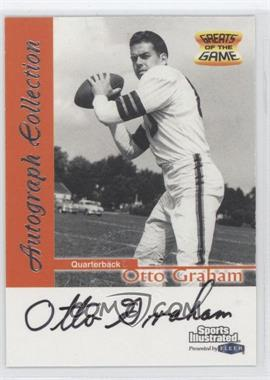 1999 Fleer Sports Illustrated [???] #N/A - Otto Graham