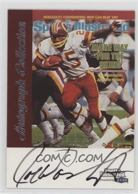 1999 Fleer Sports Illustrated Autograph Collection #JOWA - Joe Washington