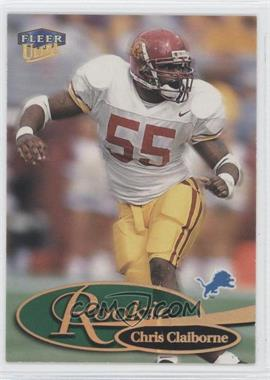 1999 Fleer Ultra Gold Medallion Edition #263G - Chris Claiborne