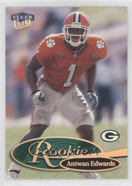 1999 Fleer Ultra #283 - Antuan Edwards