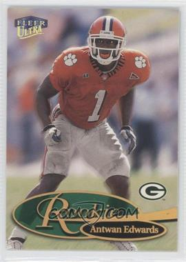 1999 Fleer Ultra #283R - Antuan Edwards