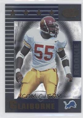 1999 Leaf Certified - [Base] #195 - Chris Claiborne