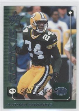 1999 Leaf Rookies & Stars - [Base] #249 - Antuan Edwards