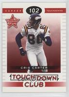 Cris Carter /1000
