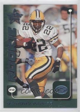 1999 Leaf Rookies & Stars #247 - De'Mond Parker